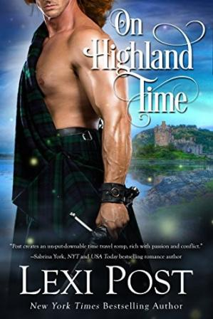 Book cover On Highland Time