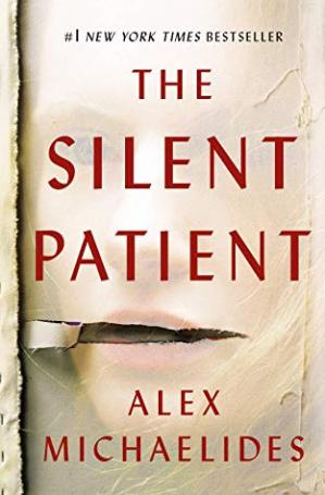 Book cover The Silent Patient