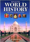 Korice knjige World History: Patterns of Interaction: Atlas By Rand Mcnally