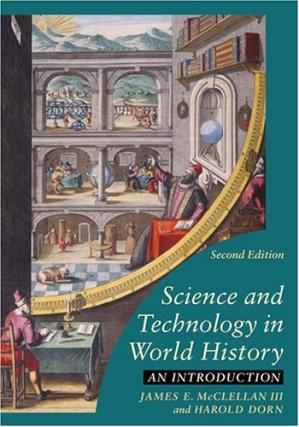Book cover Science and Technology in World History