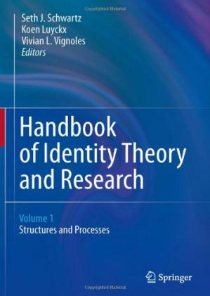 Book cover Handbook of Identity Theory and Research