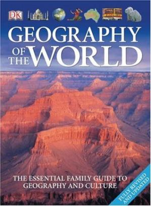 د کتاب پوښ Geography of the World