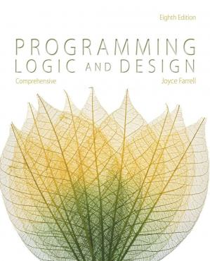 Book cover Programming Logic and Design, Comprehensive