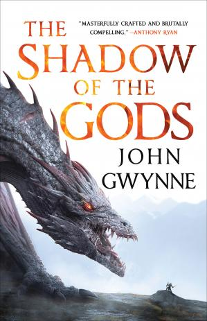 Book cover The Shadow of the Gods