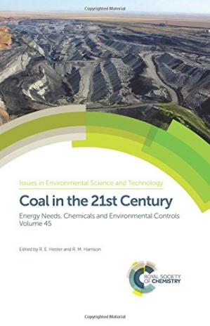 Portada del libro Coal in the 21st century : energy needs, chemicals and environmental controls