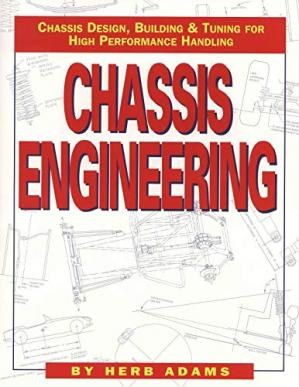 Book cover Chassis Engineering