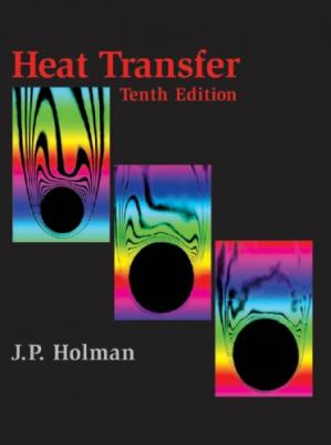 Buchdeckel Heat Transfer, Tenth Edition (McGraw-Hill Series in Mechanical Engineering)