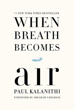 Book cover When Breath Becomes Air