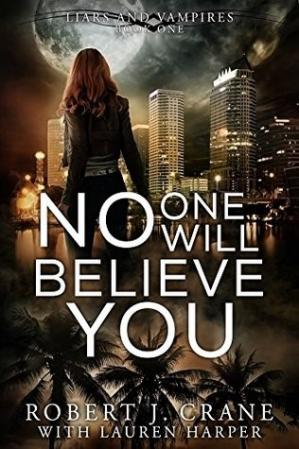 Book cover No One Will Believe You