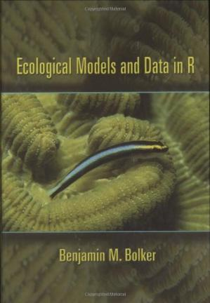 Copertina Ecological Models and Data in R