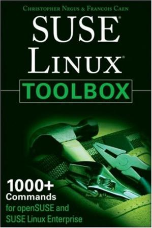 Обложка книги SUSE Linux Toolbox: 1000+ Commands for openSUSE and SUSE Linux Enterprise