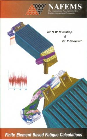 ปกหนังสือ Finite Element Based Fatigue Calculations