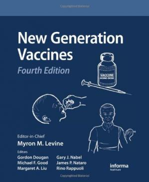 Book cover New Generation Vaccines, Fourth Edition