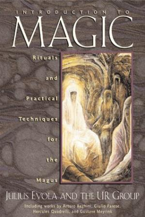Copertina Introduction to Magic: Rituals and Practical Techniques for the Magus