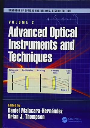 Okładka książki Fundamentals and basic optical lnstruments ; Advanced optical instruments and techniques