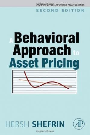 Sampul buku A Behavioral Approach to Asset Pricing, Second Edition (Academic Press Advanced Finance)