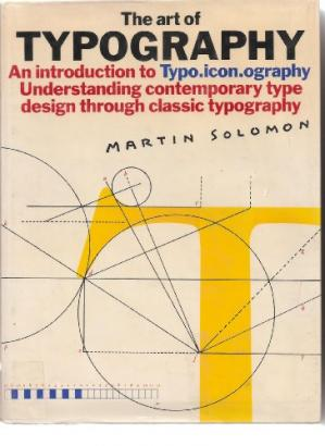 Book cover The Art of Typography: An Introduction to Typo.Icon.Ography