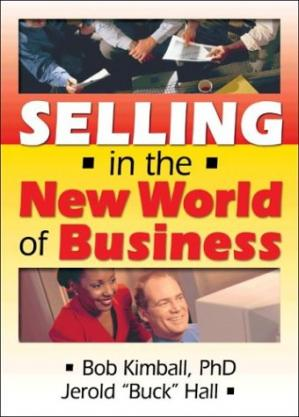 Book cover Selling in the New World of Business
