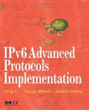 Okładka książki IPv6 Advanced Protocols Implementation
