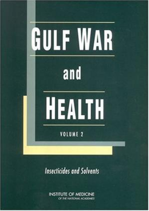 Book cover Gulf War and Health. Insecticides and Solvents