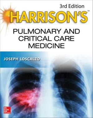 Buchdeckel Harrison's Pulmonary and Critical Care Medicine, 3e