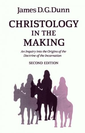 Okładka książki Christology in the making: A New Testament inquiry into the origins of the doctrine of the incarnation