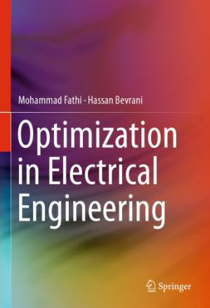 Book cover Optimization in Electrical Engineering