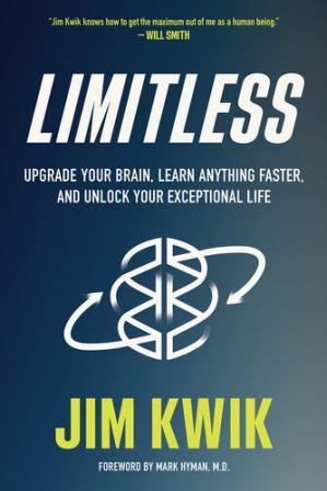 Book cover Limitless