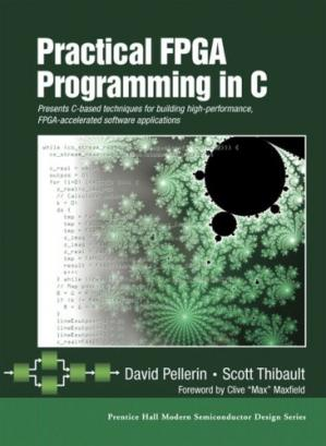 Book cover Practical FPGA Programming in C