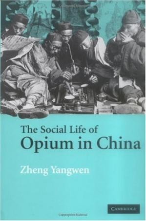 पुस्तक कवर The Social Life of Opium in China