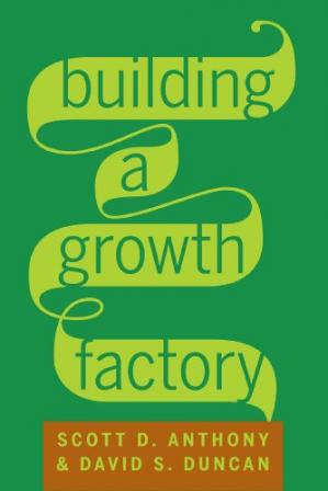 Book cover Building a Growth Factory