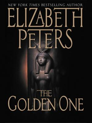Book cover The Golden One