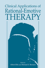 Portada del libro Clinical Applications of Rational-Emotive Therapy