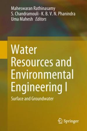 Book cover Water Resources and Environmental Engineering I: Surface and Groundwater