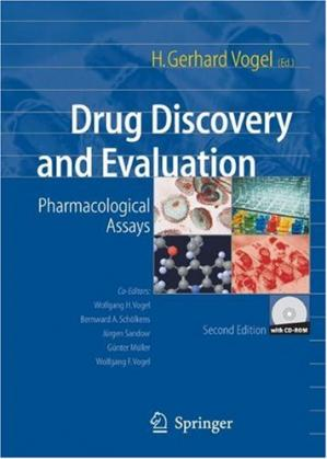 Book cover Drug Discovery and Evaluation