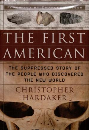 Book cover The First American: The Suppressed Story of the People Who Discovered the New World