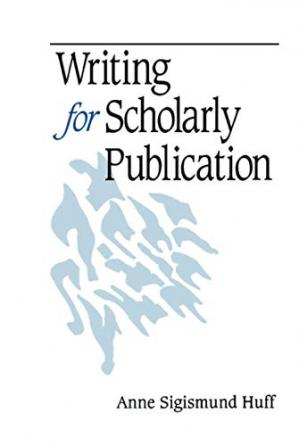 Book cover Writing for scholarly publication