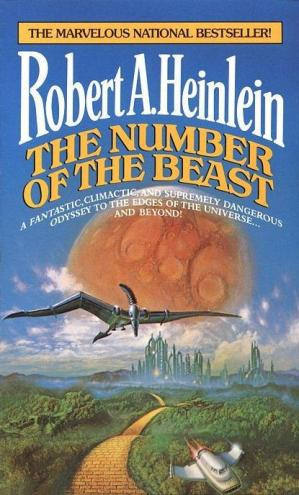 Couverture du livre The Number of the Beast