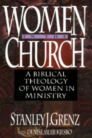 A capa do livro Women in the Church: A Biblical Theology of Women in Ministry
