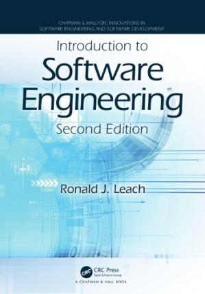 Book cover Introduction to software engineering