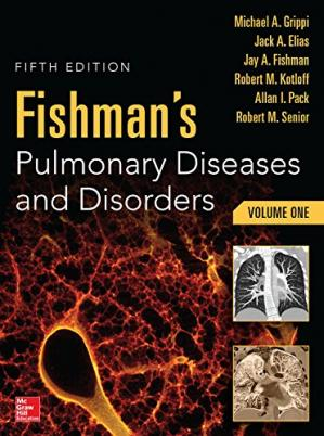 Book cover Fishman's Pulmonary Diseases and Disorders, 2-Volume Set