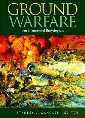 Sampul buku Ground Warfare: An International Encyclopedia