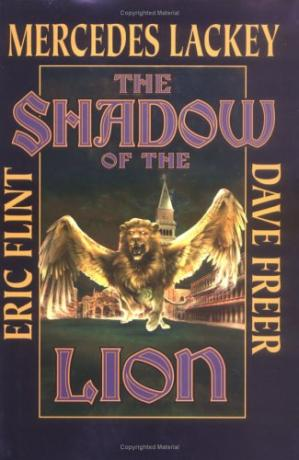 पुस्तक कवर The Shadow of the Lion (Heirs of Alexandria, #1)