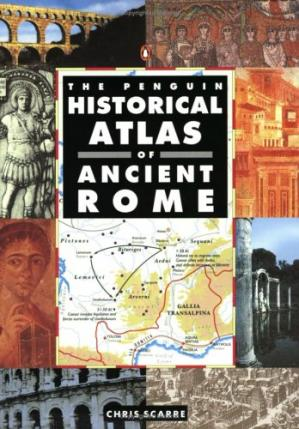 Book cover The Penguin Historical Atlas of Ancient Rome