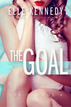 Kulit buku The Goal (Off-Campus #4)