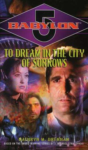 Sampul buku To Dream in the City of Sorrow