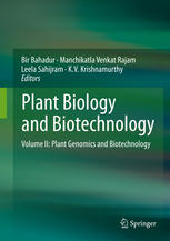 Book cover Plant Biology and Biotechnology: Volume II: Plant Genomics and Biotechnology