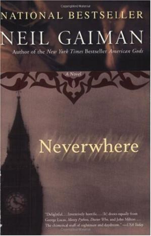表紙 Neverwhere: A Novel