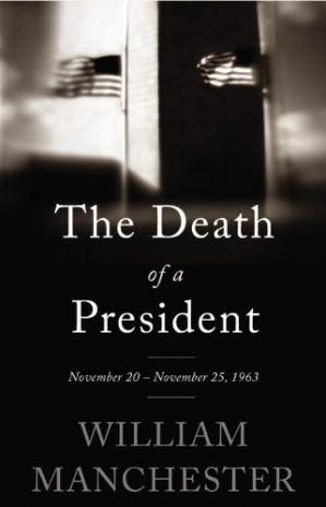 Sampul buku The Death of a President: November 20-November 25, 1963