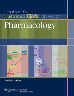 Book cover Lippincott's Illustrated Q&A Review of Pharmacology